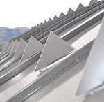 Snow Clips And Metal Roofs Metal Roofs Are The Ideal