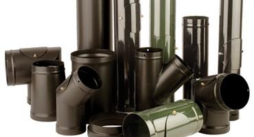 WETT Certified Flue Pipe inspection