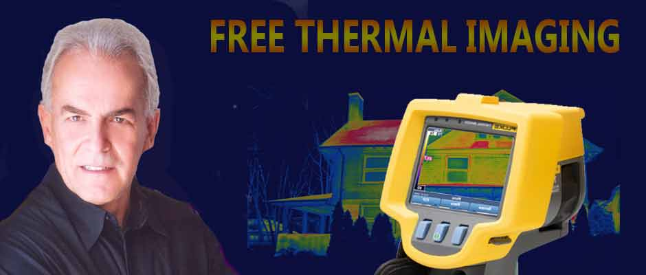 Free-Thermal-Imaging Barrie Home Inspector - Certified Building Code Official - Master inspector