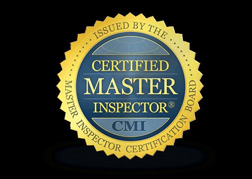 Certified Master Inspector - Barrie & Elmvale