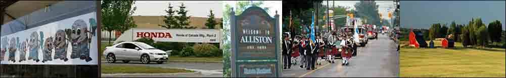 Alliston Home Inspector Banner