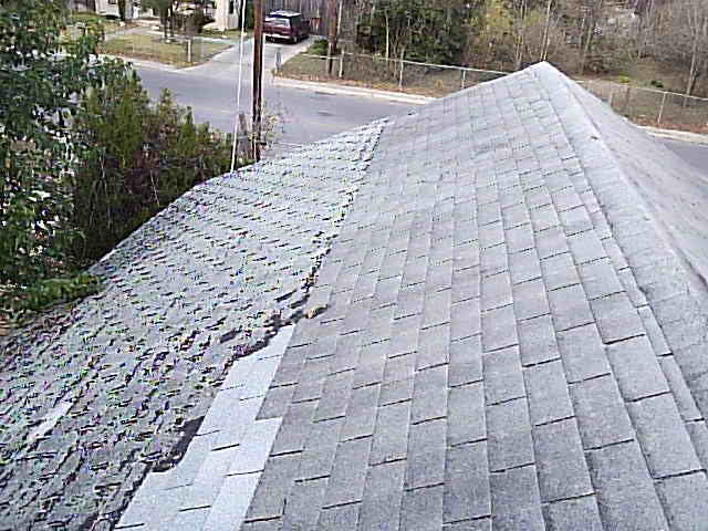 3 Different Shingles found by Barrie Home Inspections