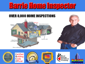 Barrie ON Home Inspector