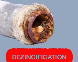 Brass Dezincification