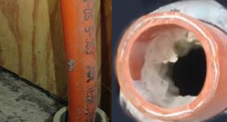 Kitec Plumbing Corrosion