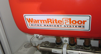 Kitec WarmRite Floor Heating System