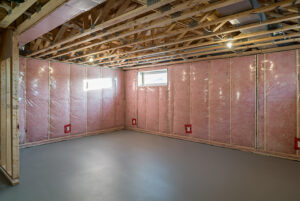 Basement Information - Framing Walls