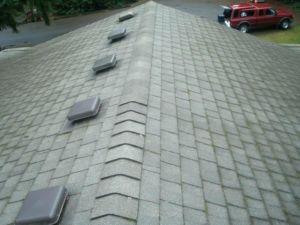 Box venting for attic