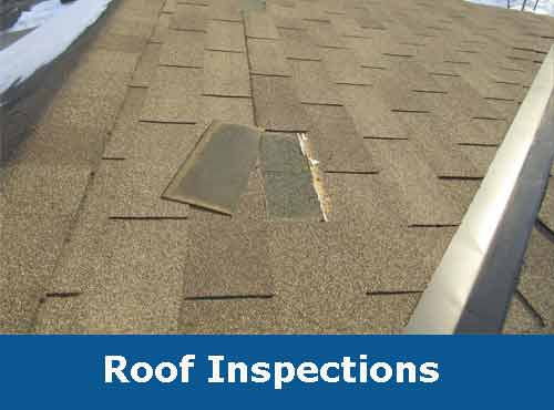 Barrie Home Inspection - Roof Inspections